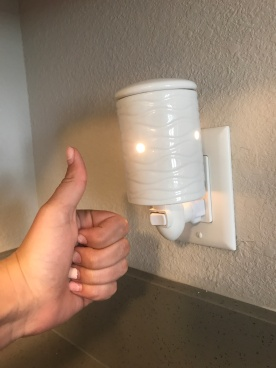 Wall Plug In Wax Warmer