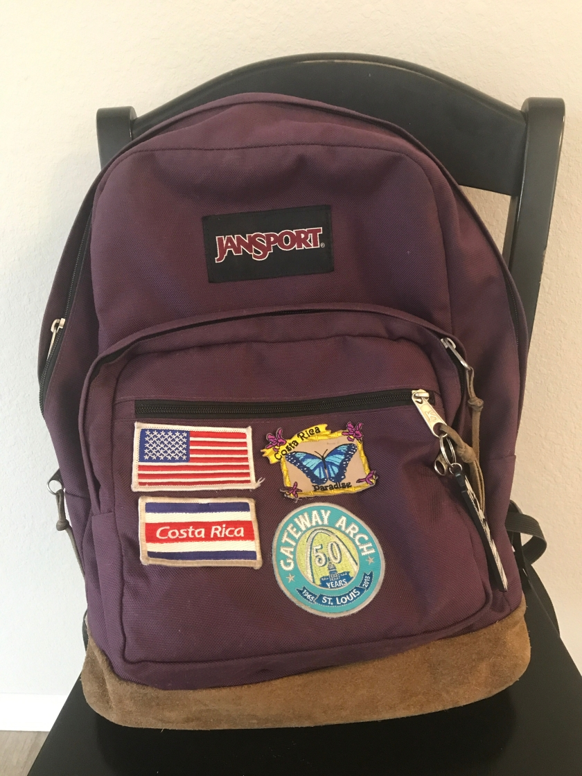 Jansport backpacks last forever!